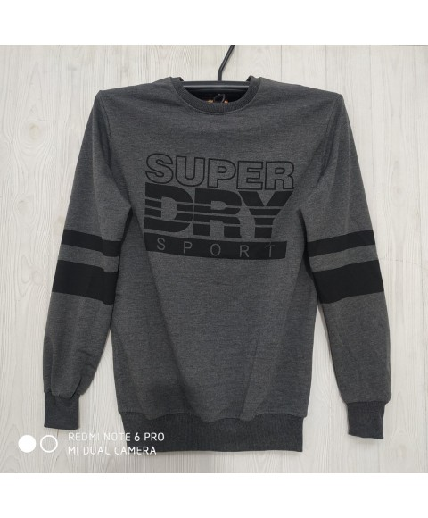 Світшот Zero Time Super Dry Gray