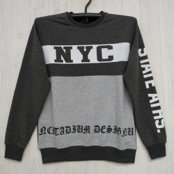 Світшот Zero Time NYC Darkgray